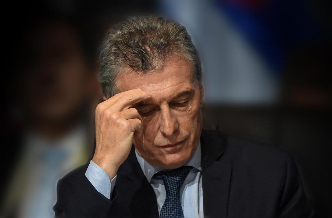 Mauricio Macri sem rumo
