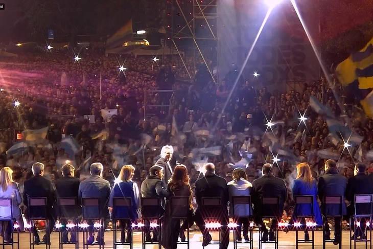 Frente de Todos, Rosario